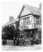 The Cottage Tavern c. 1910